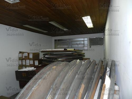 galpão comercial para venda e locação, vila leopoldina, são paulo - ga0086. - ga0086