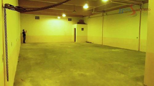 galpão comercial para venda e locação, vila prudente, são paulo. - ga0124