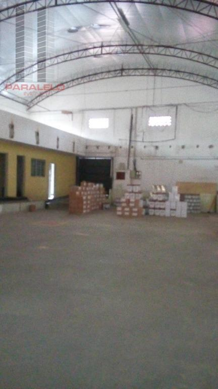 galpão comercial para venda e locação, vila prudente, são paulo. - ga0273