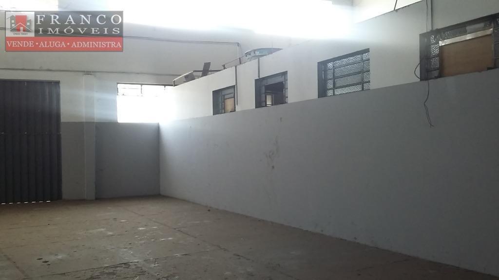 galpão comercial para venda e locação, vila santana, valinhos. - ga0003
