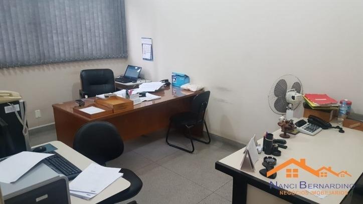galpão comercial parque novo mundo com escritório 600m² - 19800