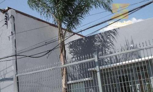 galpão comercial à venda, jardim paulista, guarulhos. - codigo: ga0149 - ga0149