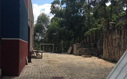 galpão comercial à venda, jardim tomé, embu das artes - ga0022.