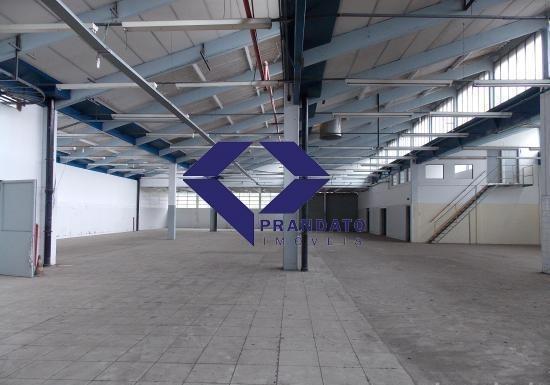 galpão comercial à venda, santo amaro sp  possui 7.500m² de área construída - ga0169
