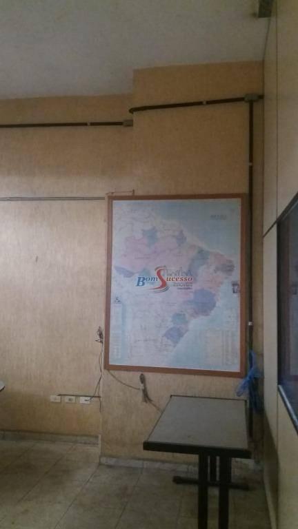 galpão comercial à venda, vila alpina, são paulo. - ga0211