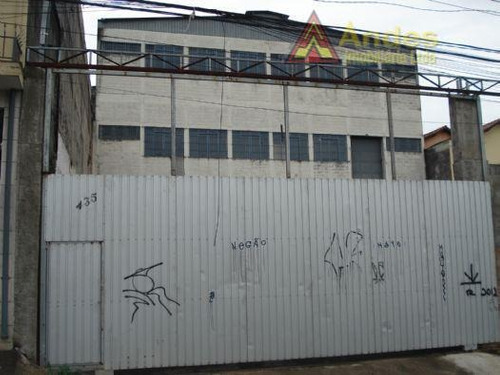 galpão comercial à venda, vila amália (zona norte), são paulo. - ga0001