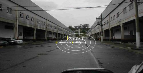 galpão condomínio logístico (locação) cod 1298