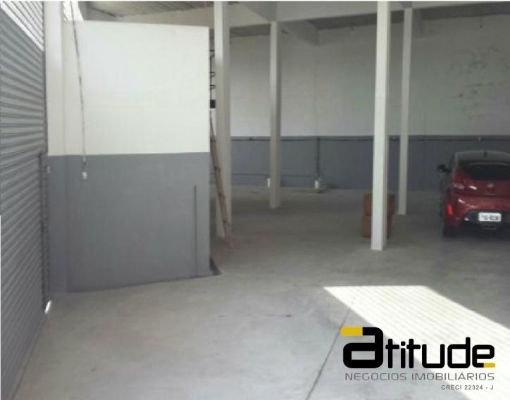 galpão de 400 m²  para locação em jandira - 3344