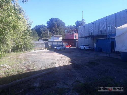 galpão de 700 m² -  jardim rio cotia - ga0076