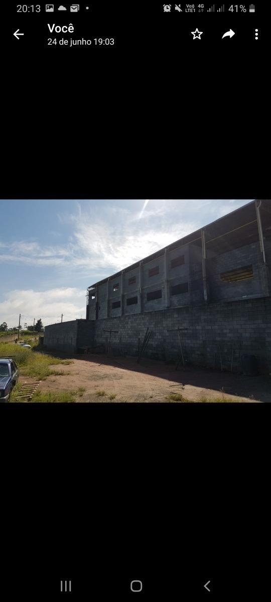 galpão diréto com proprietário 1.399m de area construida