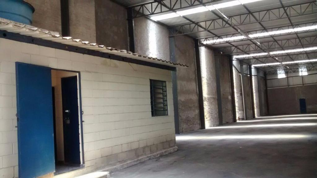 galpão em brás, são paulo/sp de 450m² para locação r$ 8.000,00/mes - ga446924