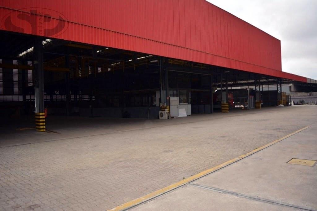 galpão em cidade industrial satélite de são paulo  -  guarulhos - 1000