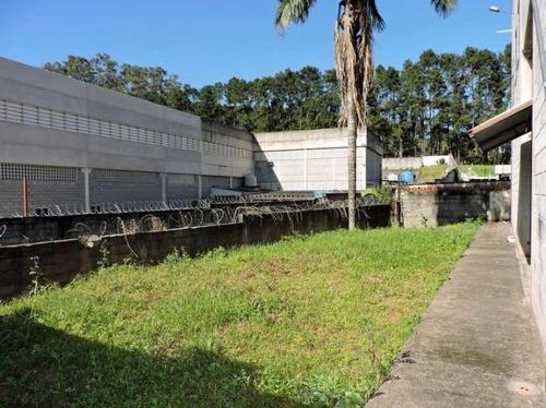 galpão em jardim do rio cotia, cotia/sp de 769m² para locação r$ 14.000,00/mes - ga120233