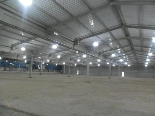 galpão em parque da mooca, são paulo/sp de 8000m² para locação r$ 176.000,00/mes - ga51576