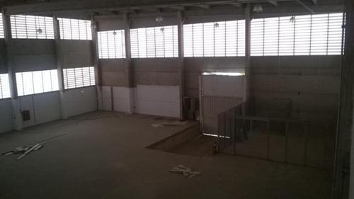 galpão em parque industrial san josé, cotia/sp de 1900m² para locação r$ 30.000,00/mes - ga120206