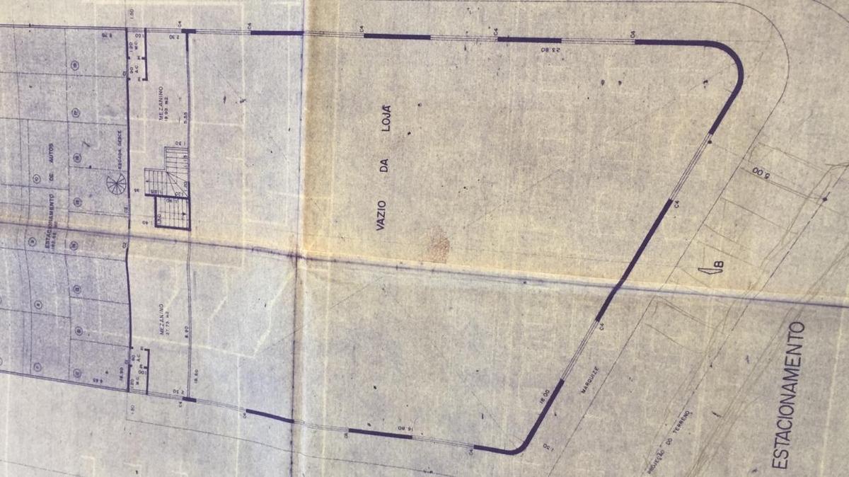 galpão em vila caiçara, praia grande/sp de 450m² para locação r$ 5.900,00/mes - ga254525