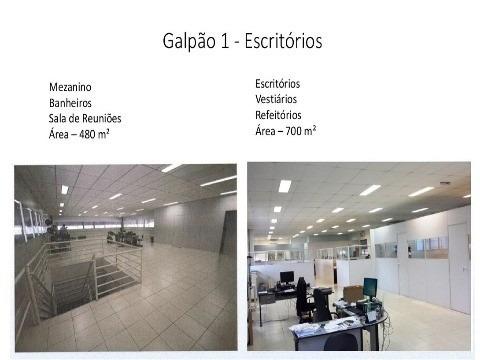 galpão - gl00036 - 1587337