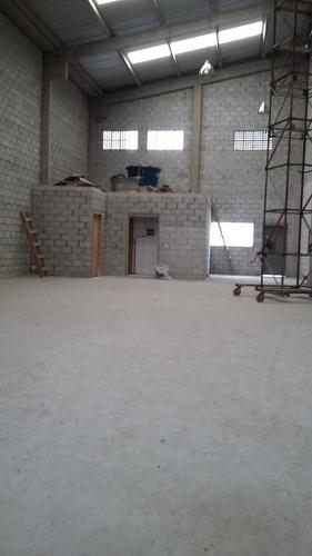 galpão industrial 400 m² bairro campestre santo andré - 742
