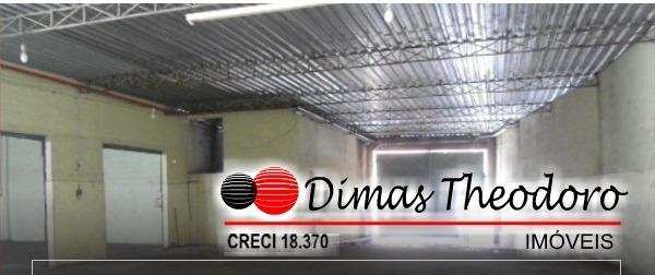 galpão industrial / comercial - vila nogueira - diadema/sp - 1351