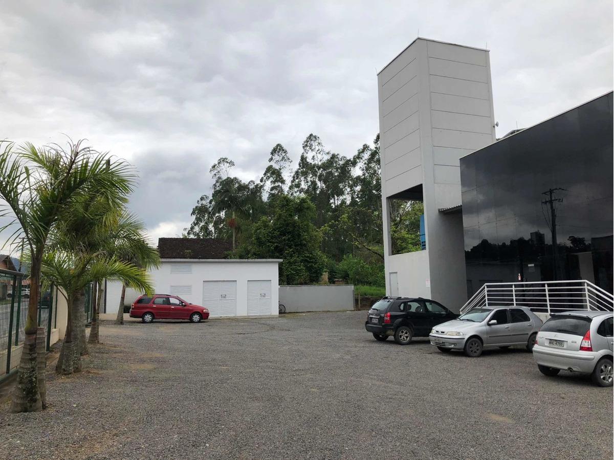 galpão industrial conjugado em timbó, 750m2 até 4.500m2