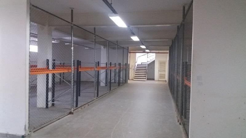 galpão industrial em excelente localização na granja viana - ga0310