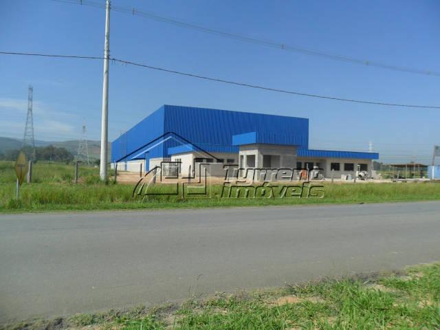 galpão industrial em pindamonhagaba