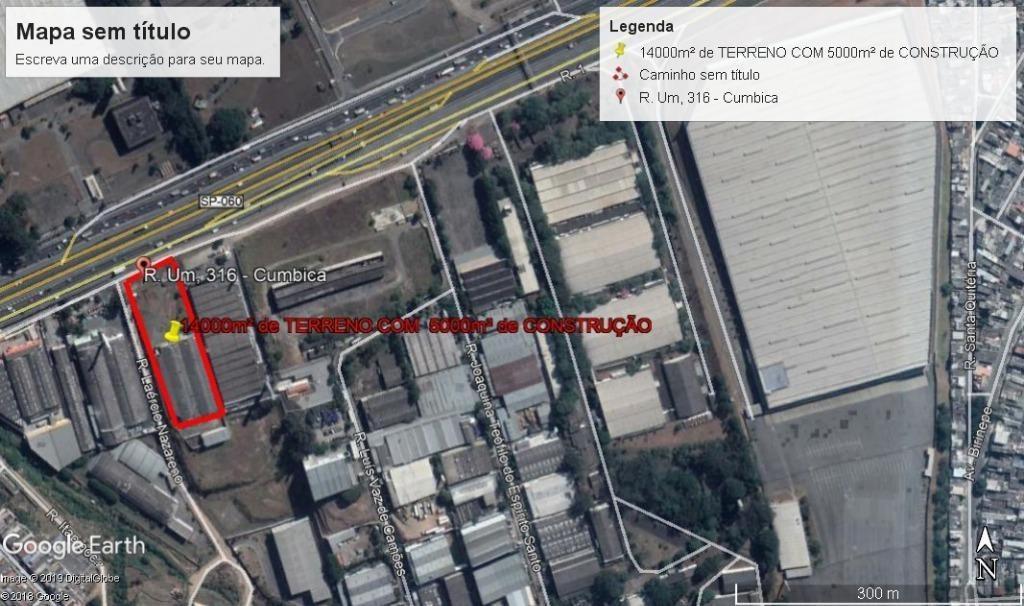 galpão: industrial: ga0073 - ga0073