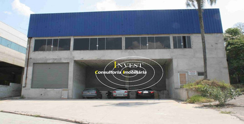 galpão industrial / logístico (cod 1302) locação