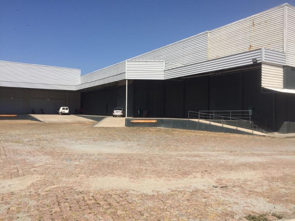 galpão industrial logístico à venda, alugado/com renda, 19147 m² por r$ 33.000.000 - rua erva andorinha - são miguel paulista - são paulo/sp - ga0261 - ga0261