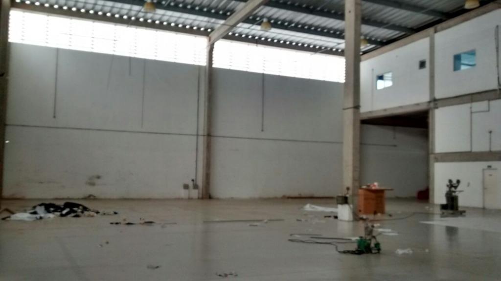 galpão industrial na granja viana - ga0277