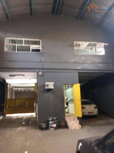 *galpão industrial na vila das merces* - ga0010