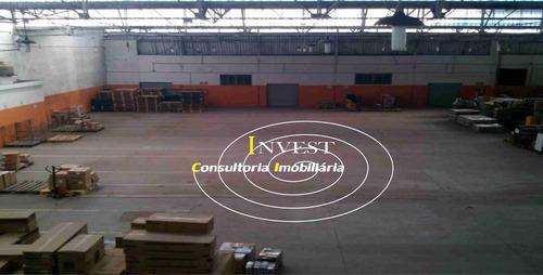 galpão industrial (osasco) 900m² (locação)