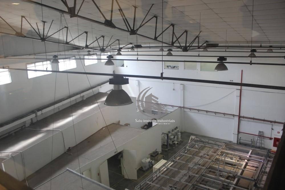 galpão industrial para alugar em várzea da barra funda - são paulo/sp - ga0299