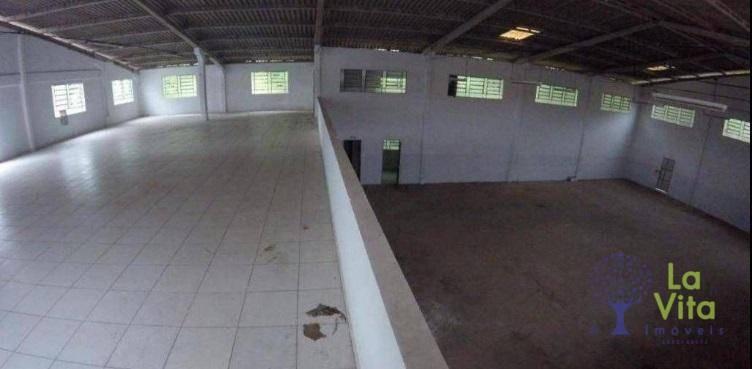 galpão  industrial para alugar locação, encano norte, indaial. - ga0019