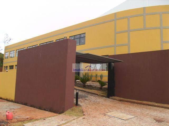 galpão industrial para locação, betel, paulínia. - ga0003