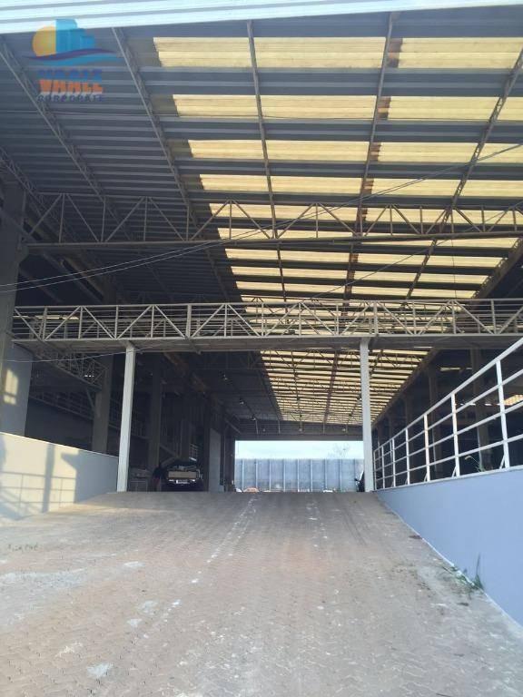 galpão industrial para locação, betel, paulínia. - ga0131