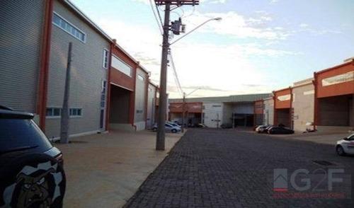 galpão industrial para locação, celog1, hortolândia. - ga0177