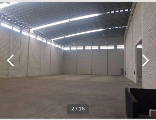 galpão industrial para locação, chácaras reunidas, são josé dos campos. - ga0059