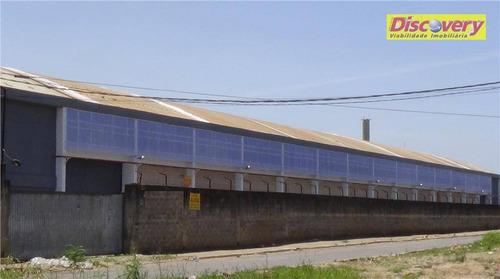 galpão  industrial para locação, cidade industrial satélite de são paulo, guarulhos. - ga0015