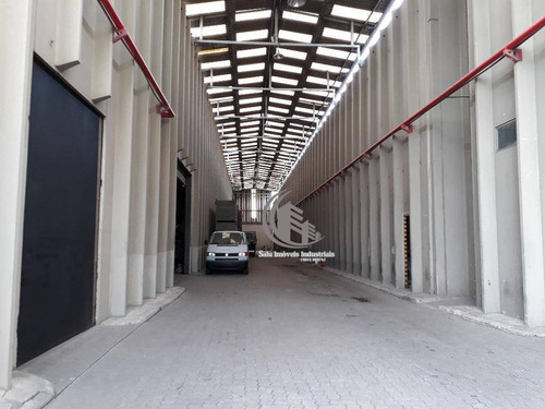 galpão industrial para locação, cidade industrial satélite de são paulo, guarulhos - ga0050. - ga0050