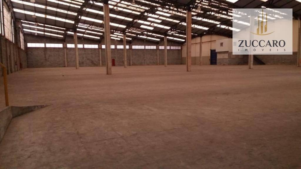 galpão industrial para locação, cidade industrial satélite de são paulo, guarulhos - ga1478. - ga1478