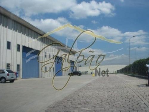 galpão industrial para locação, industrial anhangüera, osasco - ga0439. - ga0439 - 33871954