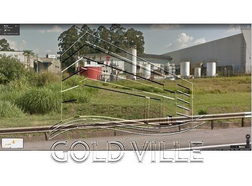 galpão industrial para locação, jardim alvorada, jandira. - ga3571 - 33875155