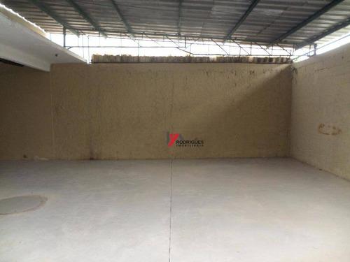 galpão industrial para locação, jardim brasil, atibaia. - ga0048