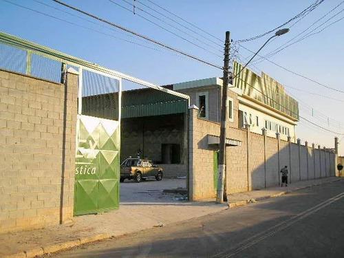 galpão industrial para locação, jardim oliveira, guarulhos. - ga0012