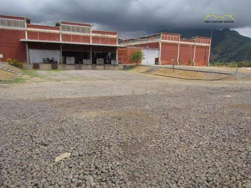 galpão  industrial para locação, josé de anchieta ii, serra. - ga0010