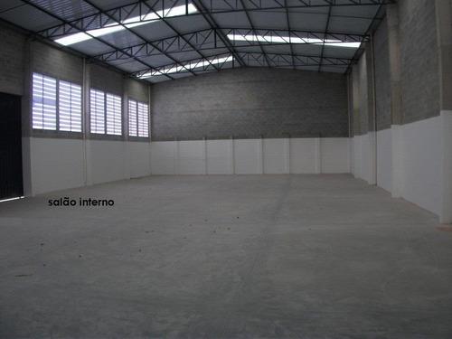 galpão industrial para locação, lagoa, vargem grande paulista. - ga0009