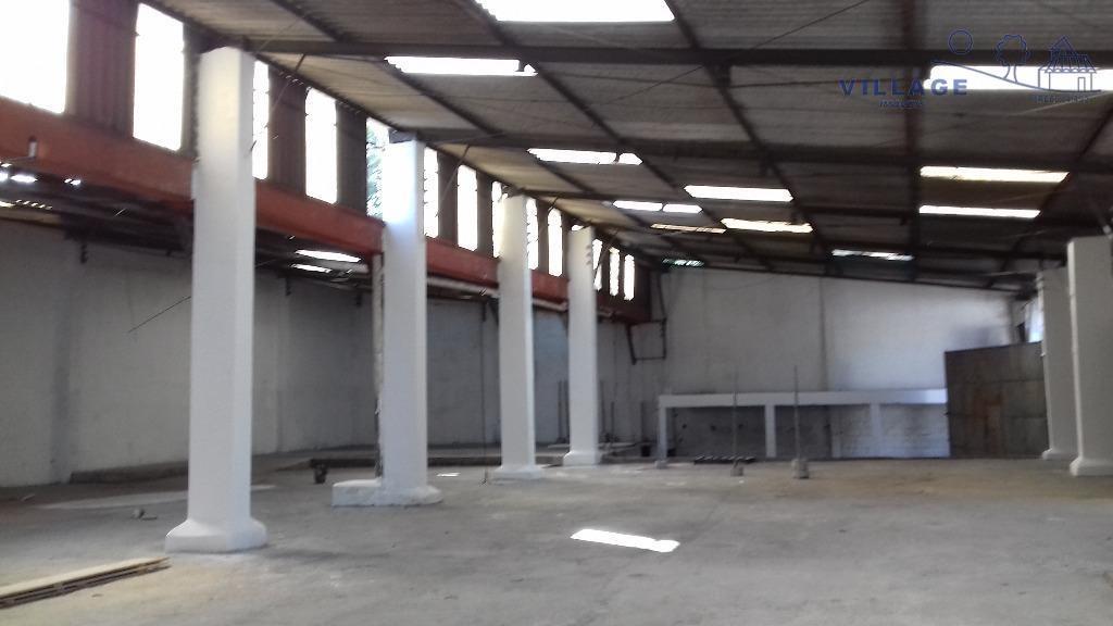 galpão industrial para locação, laranjeiras, caieiras. - ga0232