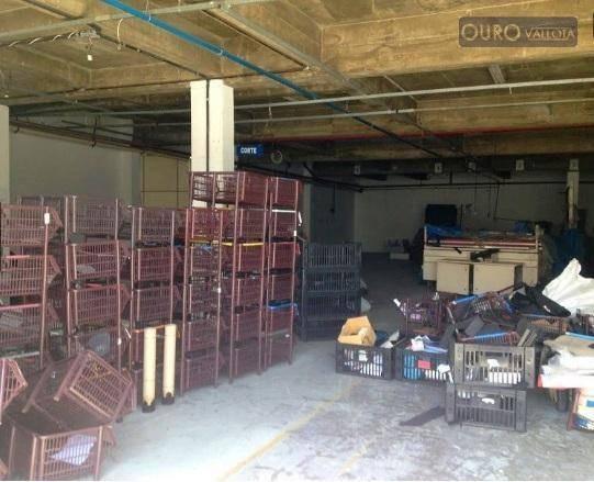 galpão industrial para locação, mooca, são paulo. - ga0224