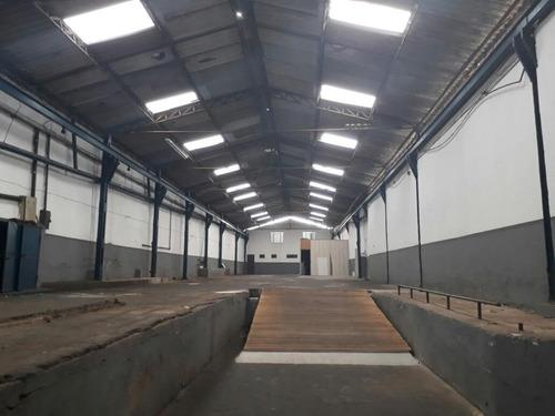 galpão industrial para locação, mooca, são paulo. - ga0230